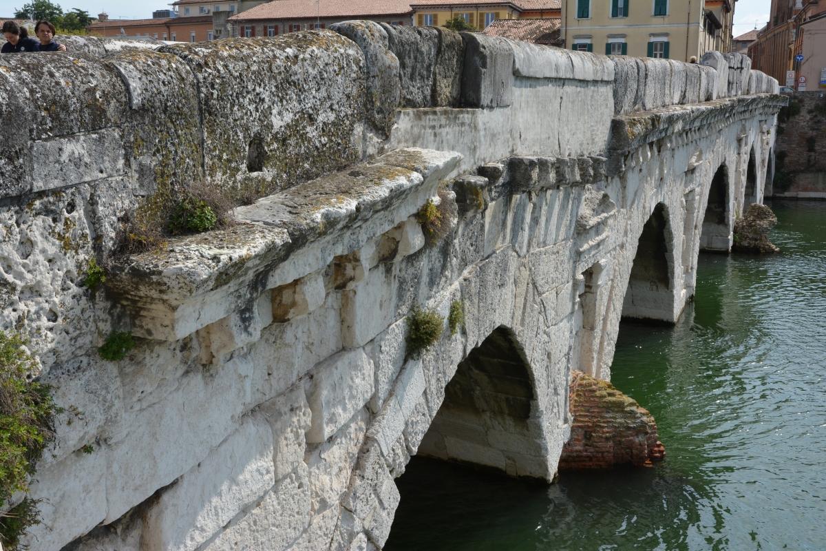 Ponte di Tiberio DB-05 - Bacchi Rimini - Rimini (RN)