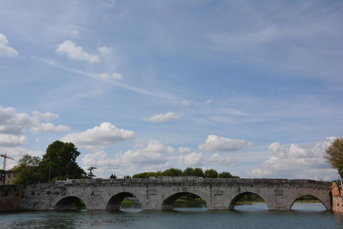 Ponte di Tiberio DB-01 - Bacchi Rimini - Rimini (RN)
