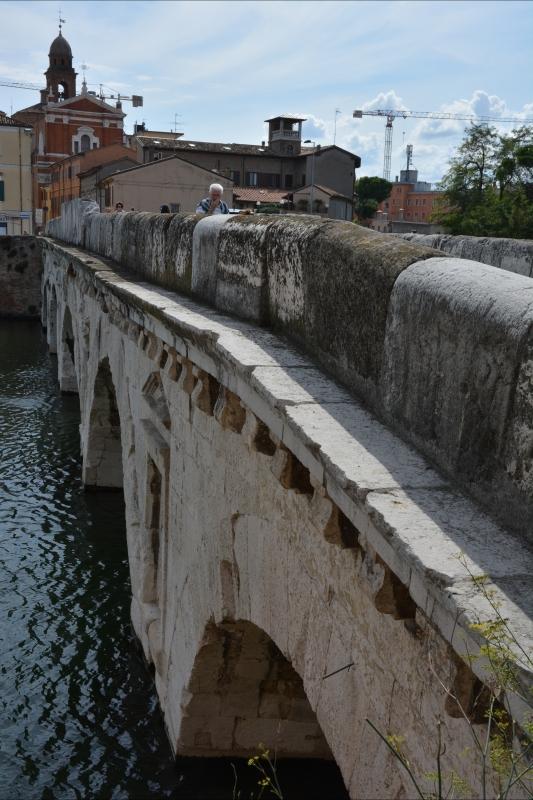 Ponte di Tiberio DB-03 - Bacchi Rimini - Rimini (RN)