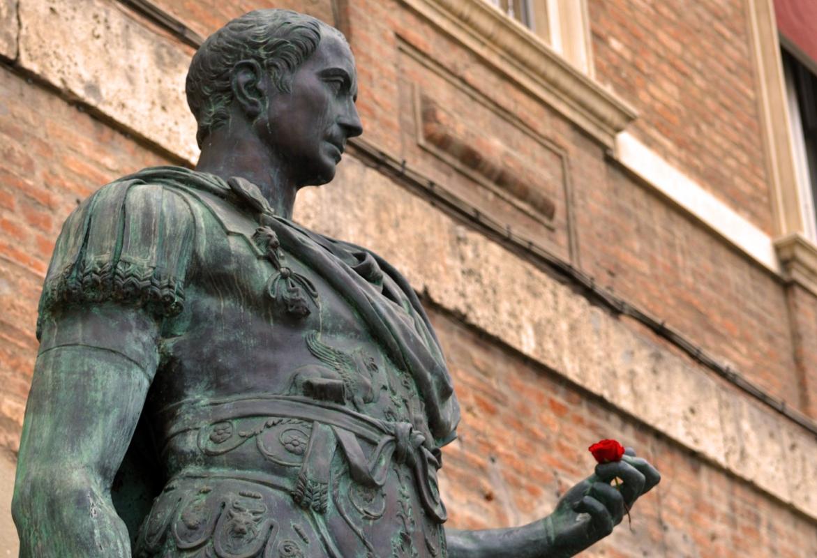 Statua di Giulio Cesare di Rimini - Carlo Salvato - Rimini (RN)