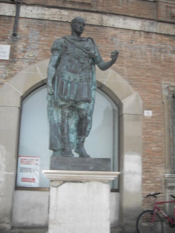 Statua di Giulio Cesare, Rimini - Pamela490 - Rimini (RN)