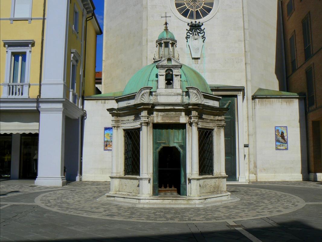 Tempietto Sant Antonio Rimini 1 - Paperoastro - Rimini (RN)