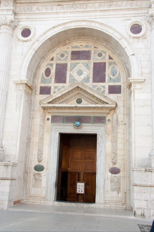 Tempio-malatestiano-rimini-04 - Fcaproni - Rimini (RN)