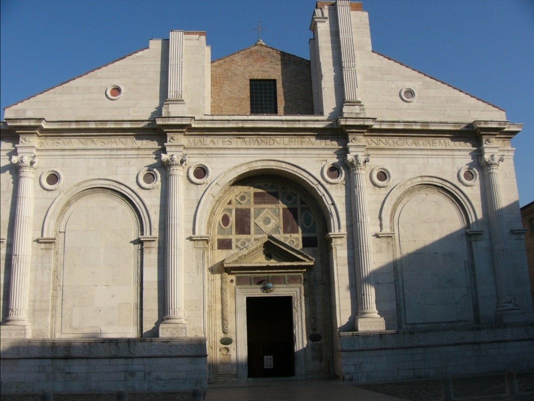 Tempio di Sigismondo Malatesta - Gianfranco Massetti - Rimini (RN)