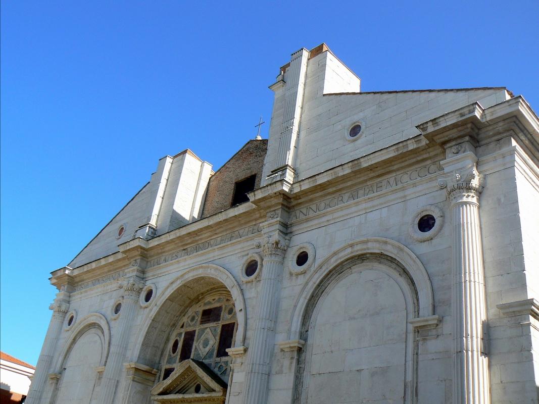 Tempio Malatestiano - Rimini 1 - Paperoastro - Rimini (RN)