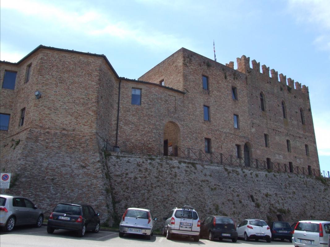 Rocca Malatestiana Mondaino 1 - Diego Baglieri - Mondaino (RN)