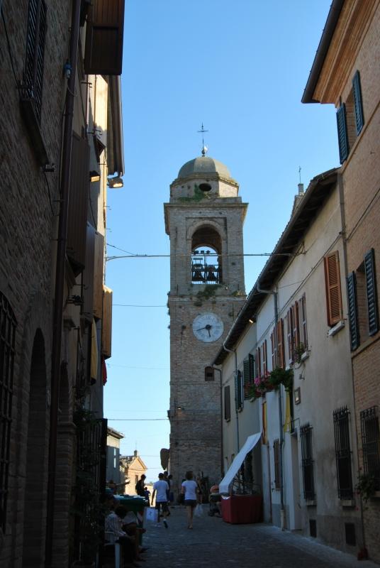 Torre Portaia Mondaino - Chiari86 - Mondaino (RN)