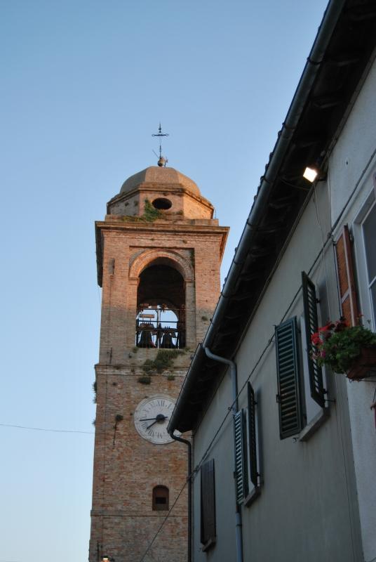 La Torre Portaia a Mondaino - Chiari86 - Mondaino (RN)