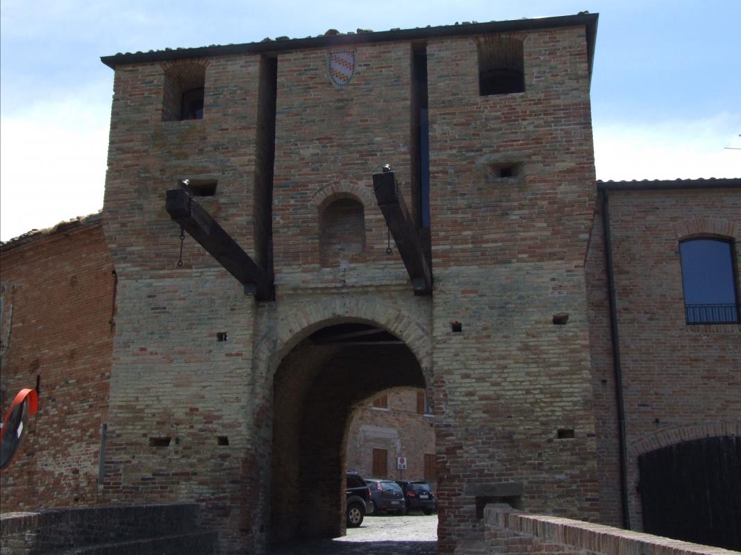 Torre Portaia - Mondaino 1 - Diego Baglieri - Mondaino (RN)
