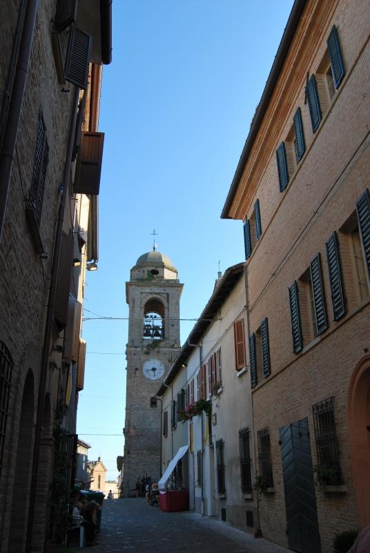 Torre Portaia a Mondaino - Chiari86 - Mondaino (RN)