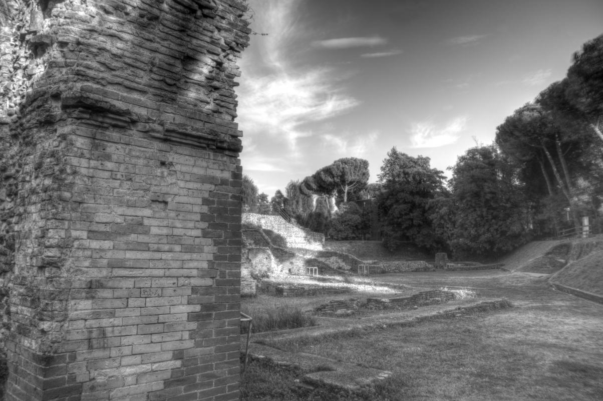 Anfiteatro romano a Rimini - GianlucaMoretti - Rimini (RN)