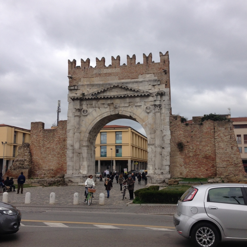 Arch of Augustus - Egjoni98 - Rimini (RN)