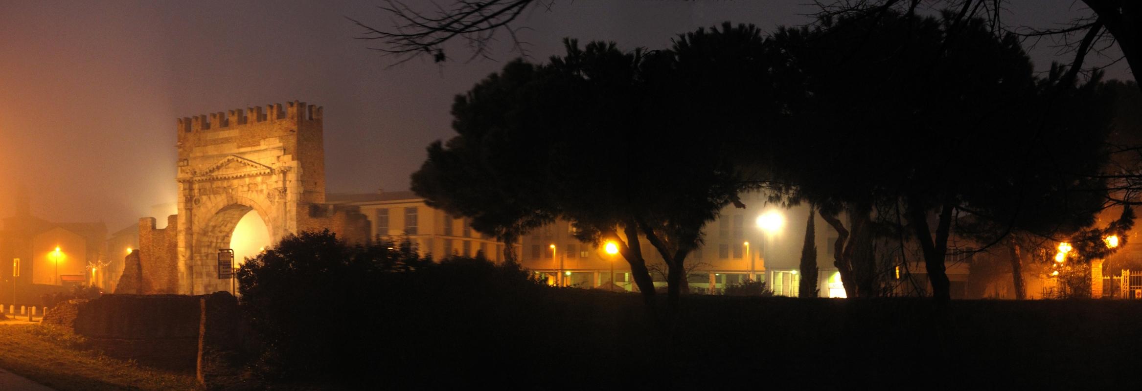 Arco d'augusto pan 132 89 x 30,5 - Emilio Salvatori - Rimini (RN)