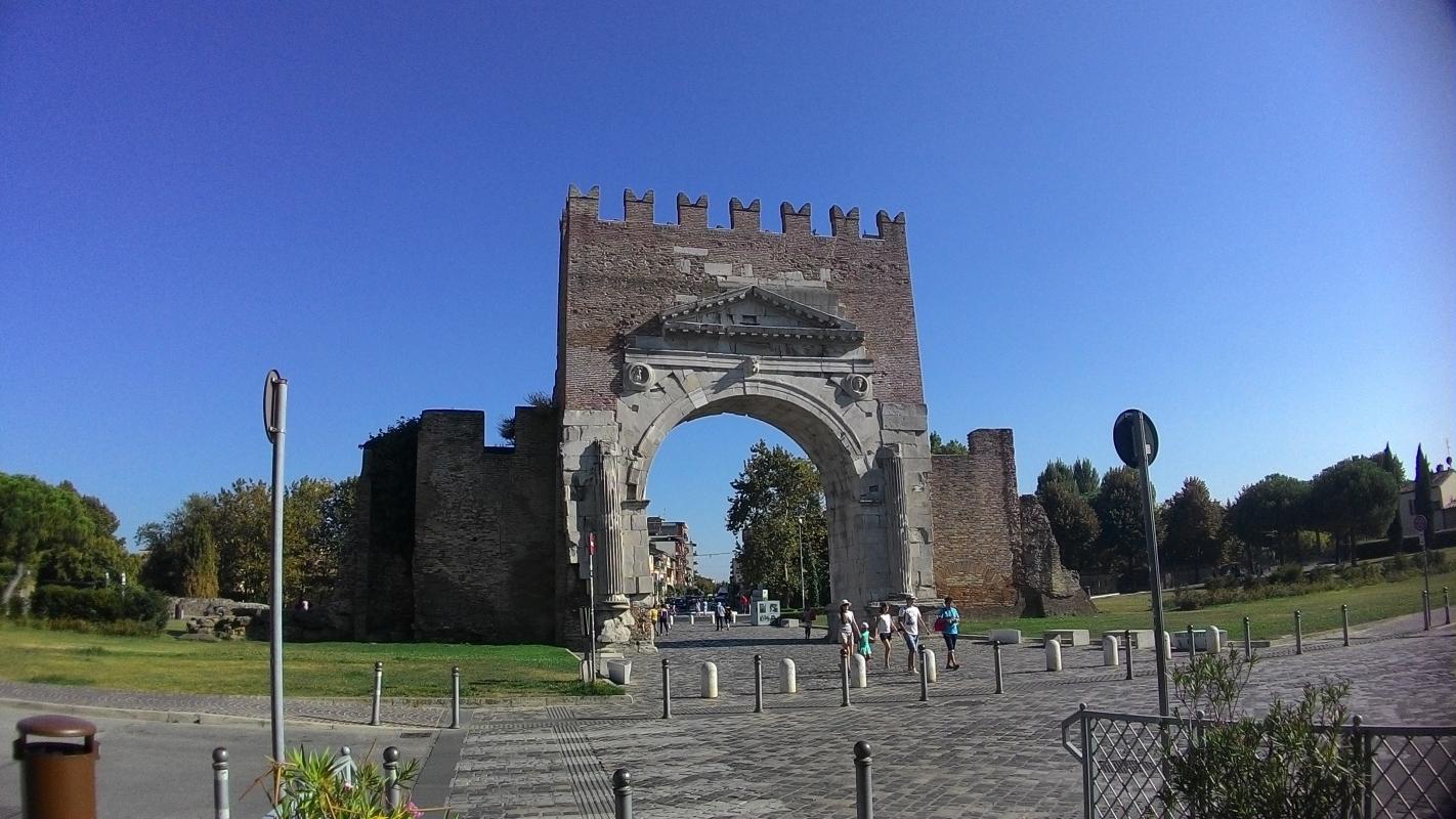 Argo di Augusto, Rimini - Fringio - Rimini (RN)