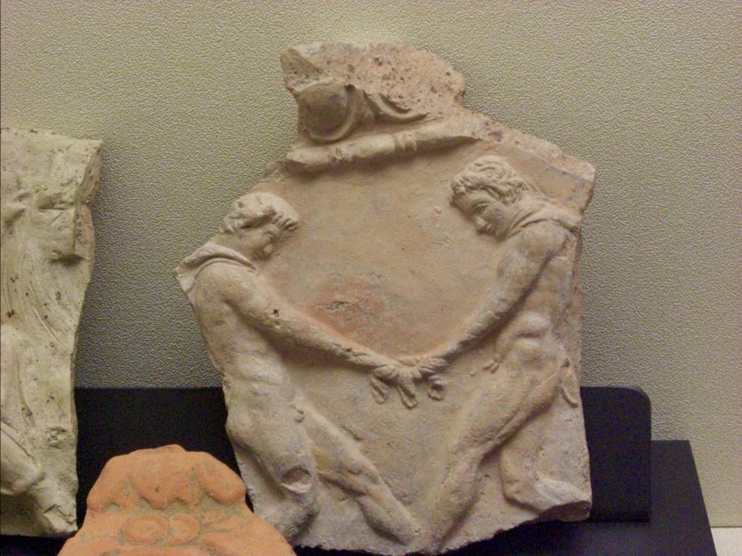 Museo della Città-Frammento di epoca romana - Clawsb - Rimini (RN)