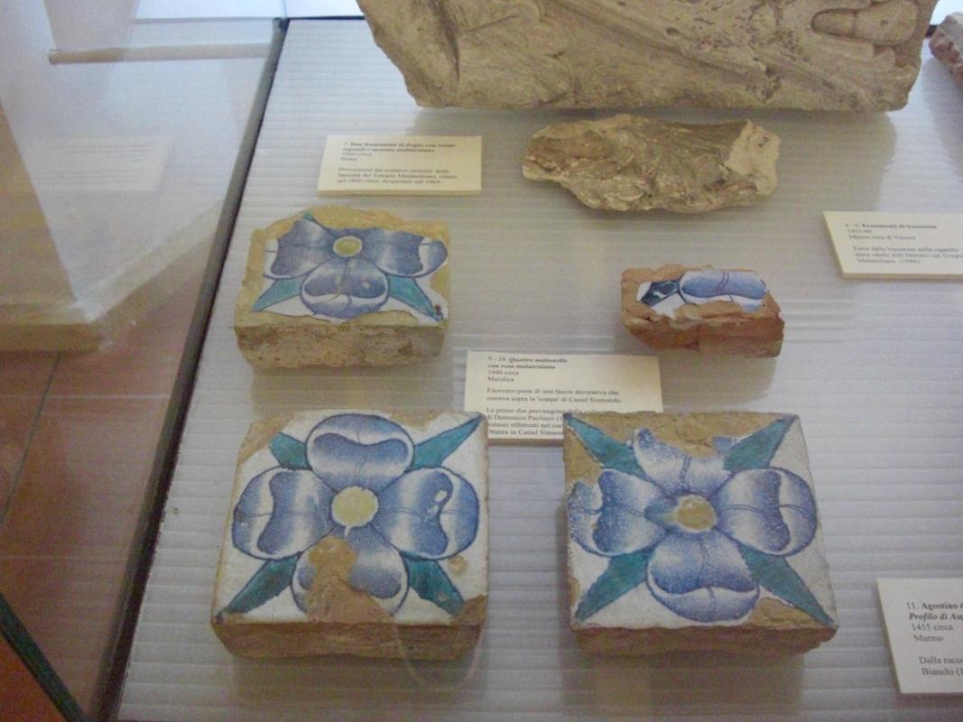 Museo della Città-Ceramiche malatestiane da Castel Sismondo - Clawsb - Rimini (RN)