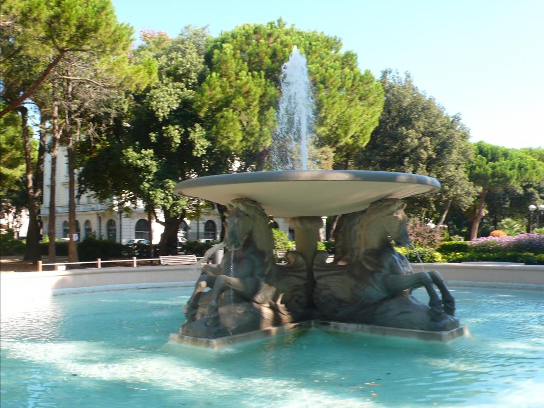 Fontana dei 4 cavalli - RatMan1234 - Rimini (RN)