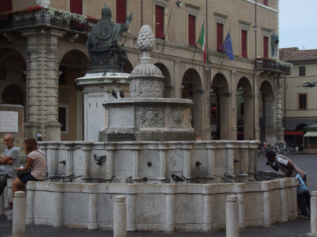 Fontana della Pigna - Rimini 1 - Diego Baglieri - Rimini (RN)