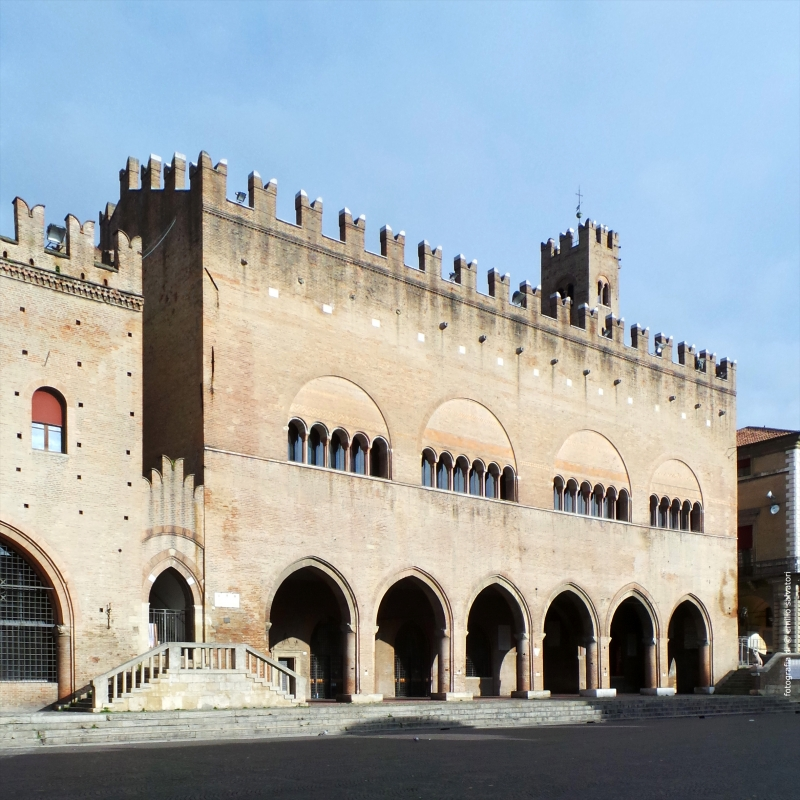 Wikilovesmonuments2016 - palazzo dell'arengo - Emilio Salvatori - Rimini (RN)