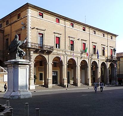 Palazzo garampi - Emilio Salvatori - Rimini (RN)