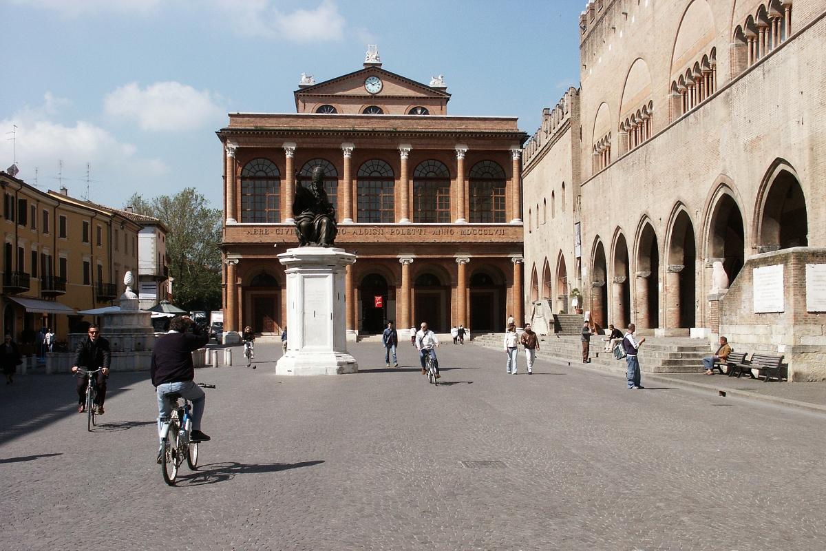 08 a piazza cavour 429 - Emilio Salvatori - Rimini (RN)