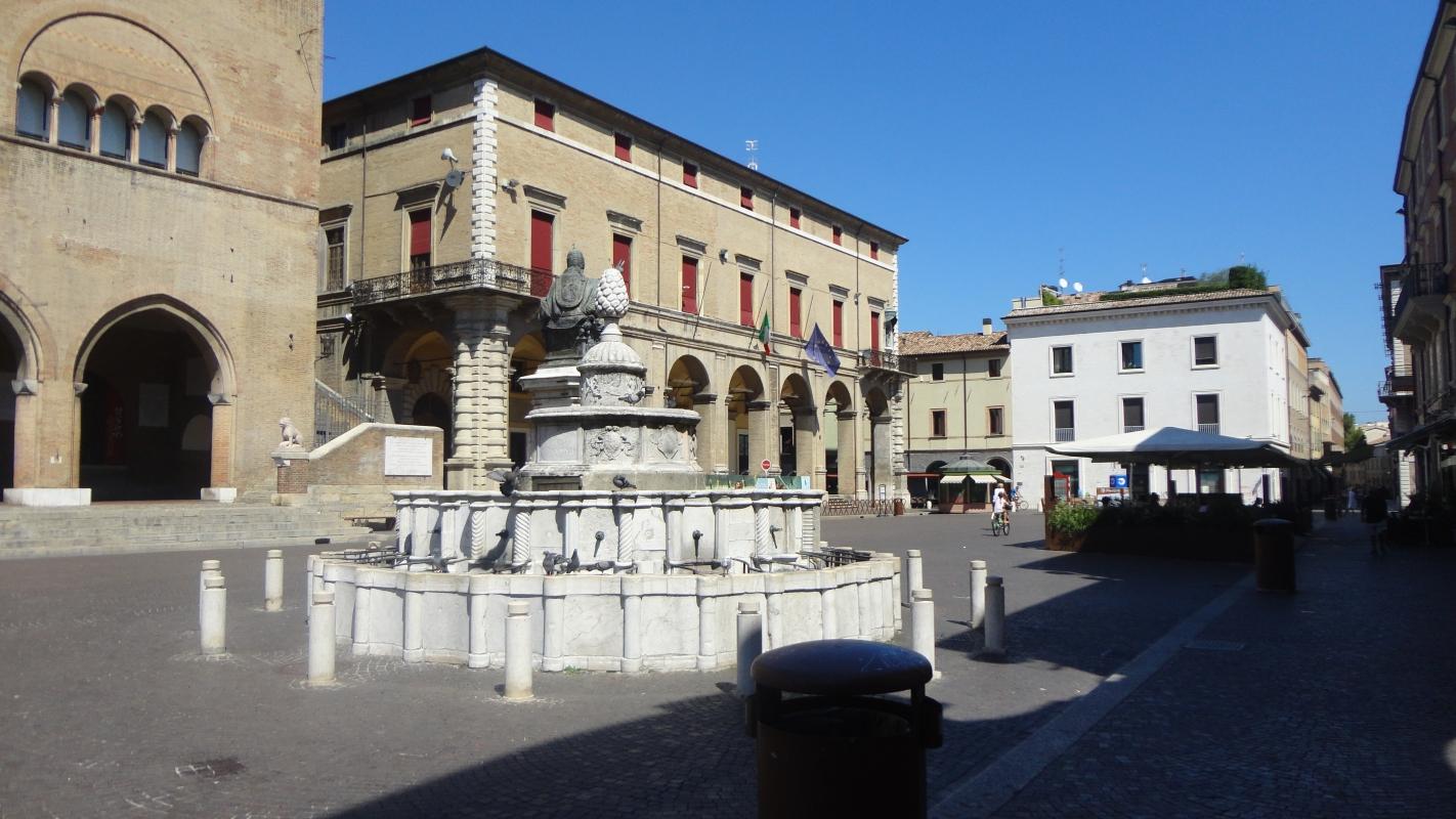 PIAZZA CAVOUR1 (RIMINI) - Gabry1612 - Rimini (RN)