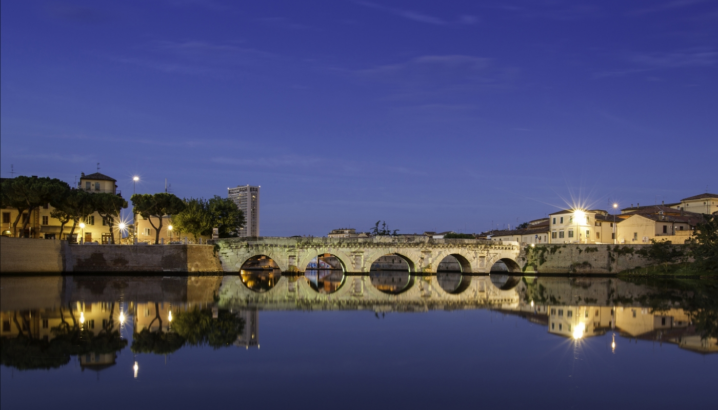 Tiberio in Blue Hour - Gm59photo pseudonimo di Giuliano Mami Via Castellaccio, 20F 47923 Rimini - Rimini (RN)