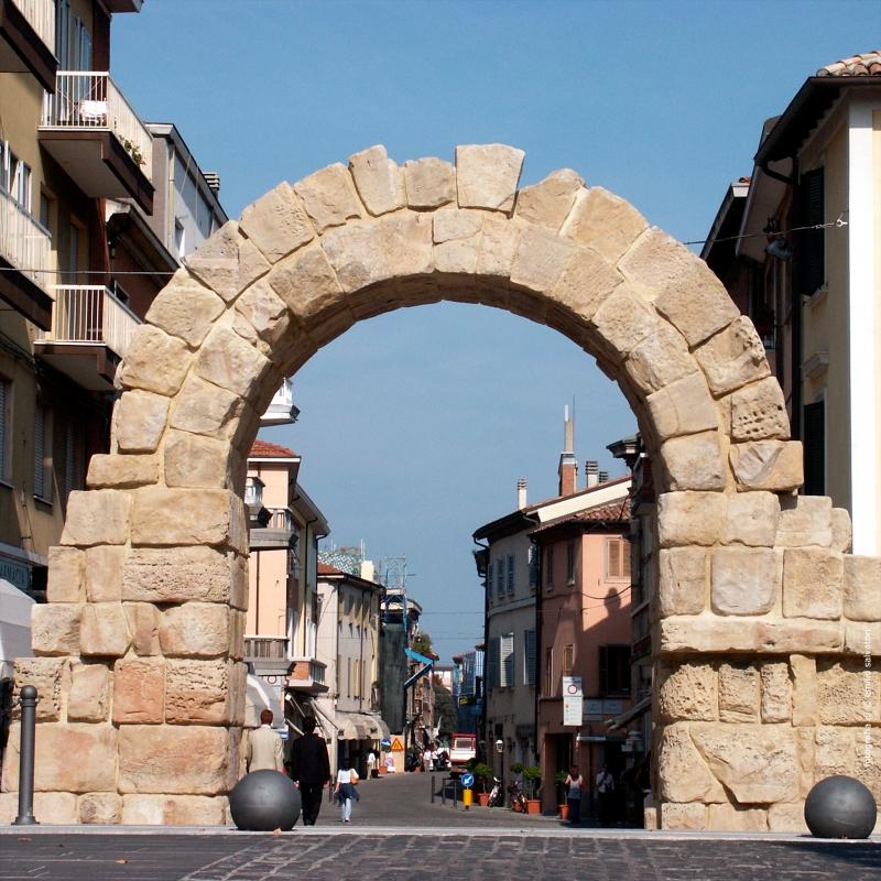 Wikilovesmonuments2016 - porta montanara copia - Emilio Salvatori - Rimini (RN)