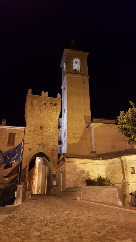 Porta marina - Marco Musmeci - Saludecio (RN)