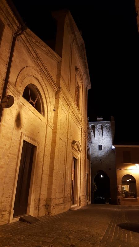 Chiesa di San Biagio Vescovo - Marco Musmeci - Saludecio (RN)