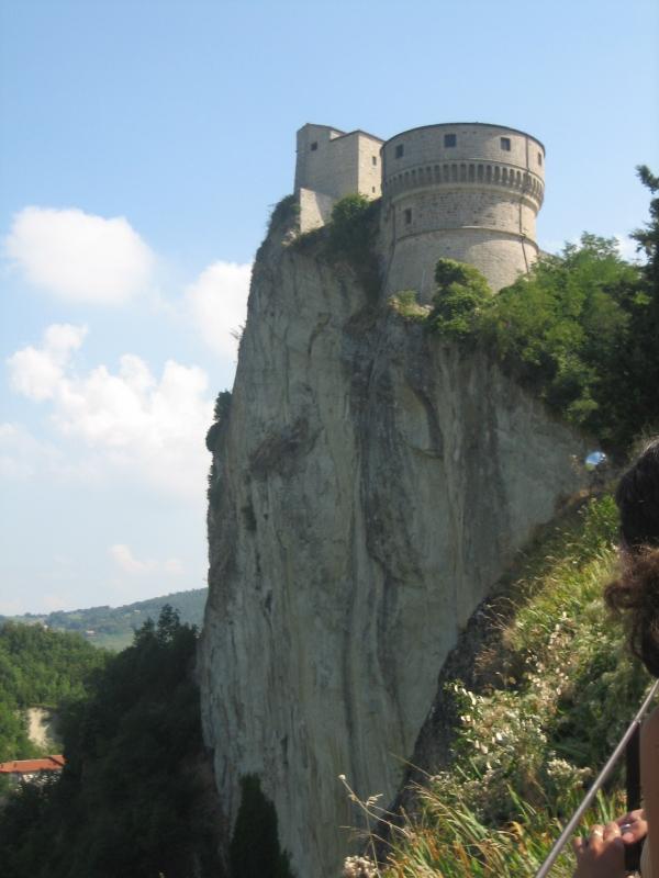 Scorcio Fortezza di San Leo - Pincez79 - San Leo (RN)