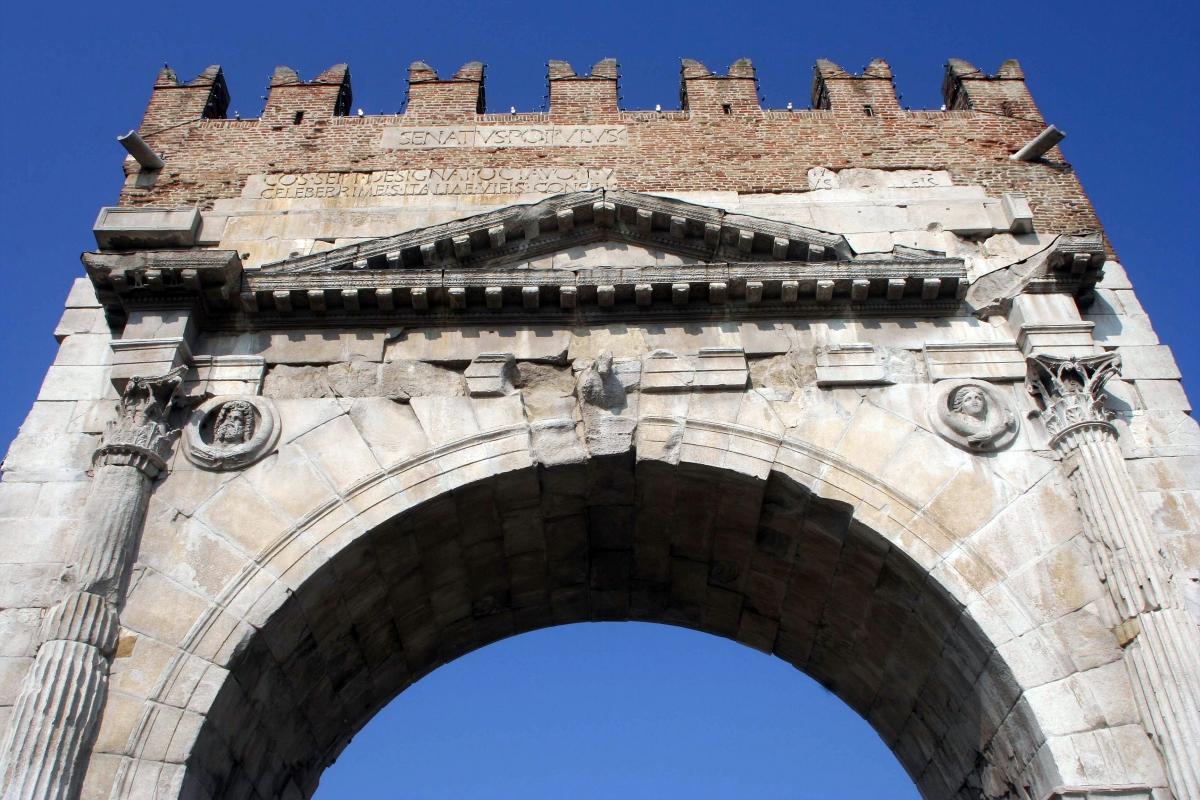 Rimini Arco di Augusto by Saro Di Bartolo-04 - Saro di bartolo - Rimini (RN)