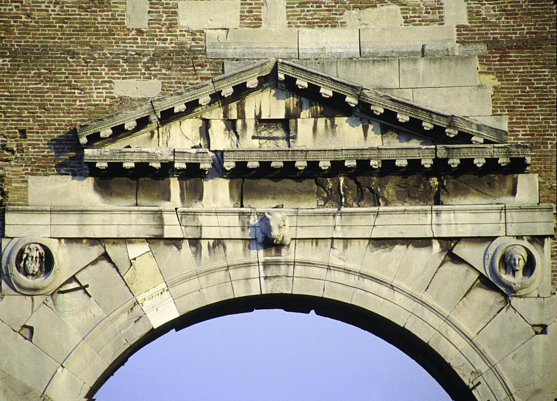 Rimini Arco di Augusto by Saro Di Bartolo-03 - Saro di bartolo - Rimini (RN)
