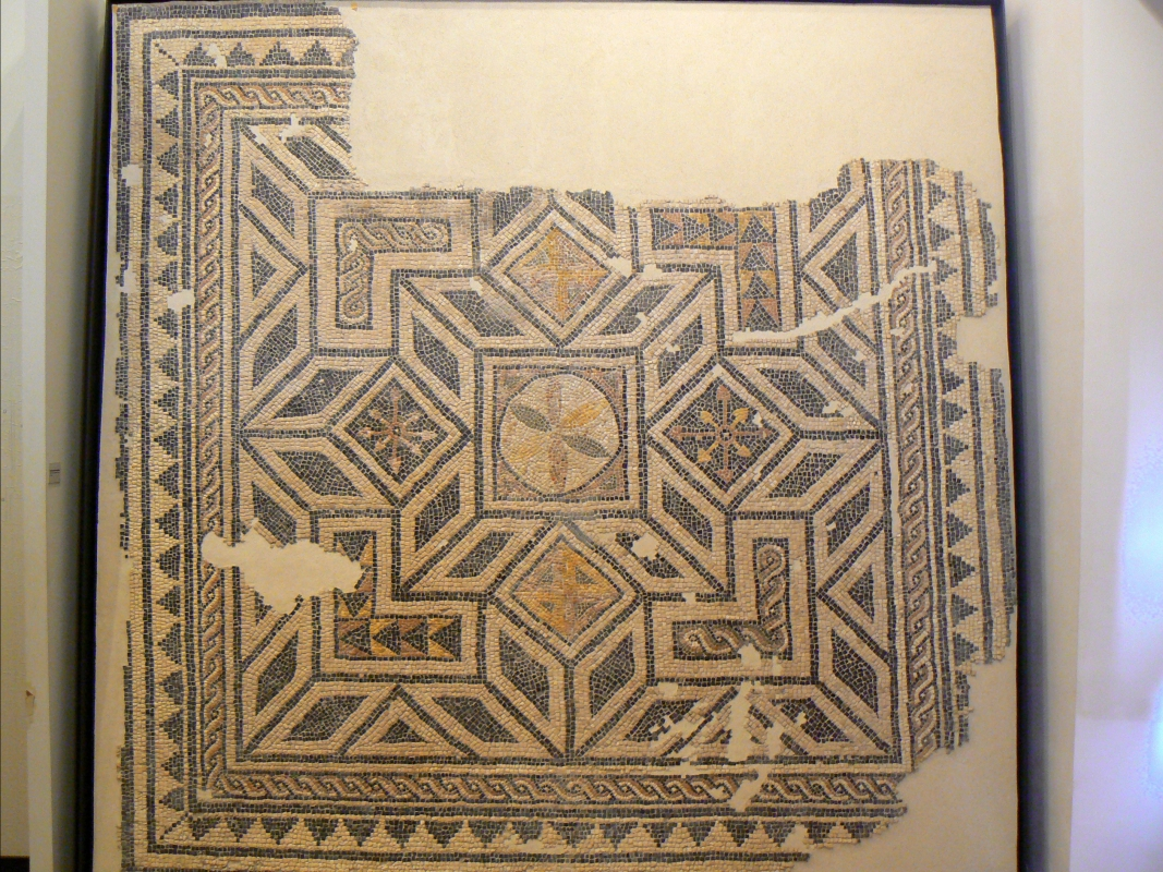 Mosaico domus chirurgo 4 - Paperoastro - Rimini (RN)