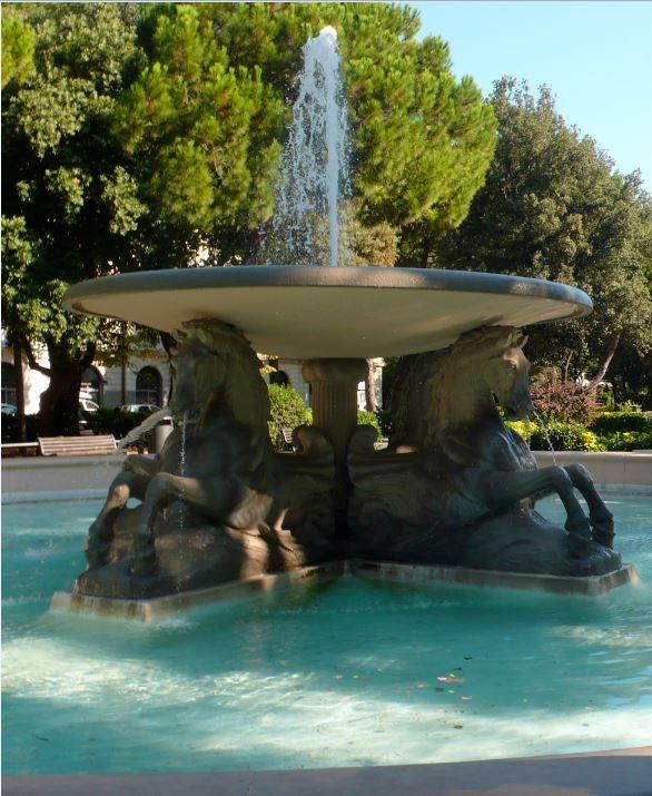 Fontana dei 4 cavalli Rimini - RatMan1234 - Rimini (RN)
