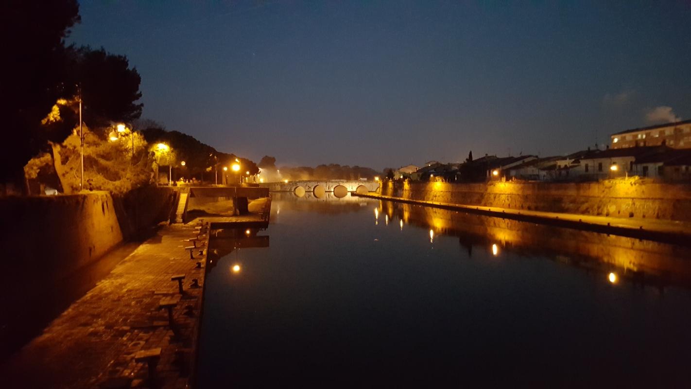 Il Ponte di Tiberio 01 - Marco Musmeci - Rimini (RN)