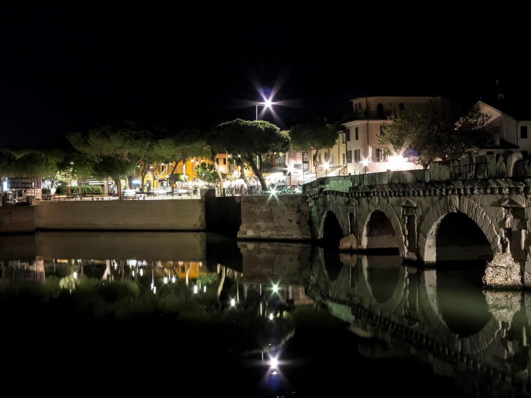Ponte di Tiberio-Rimini - Mario1948 - Rimini (RN)