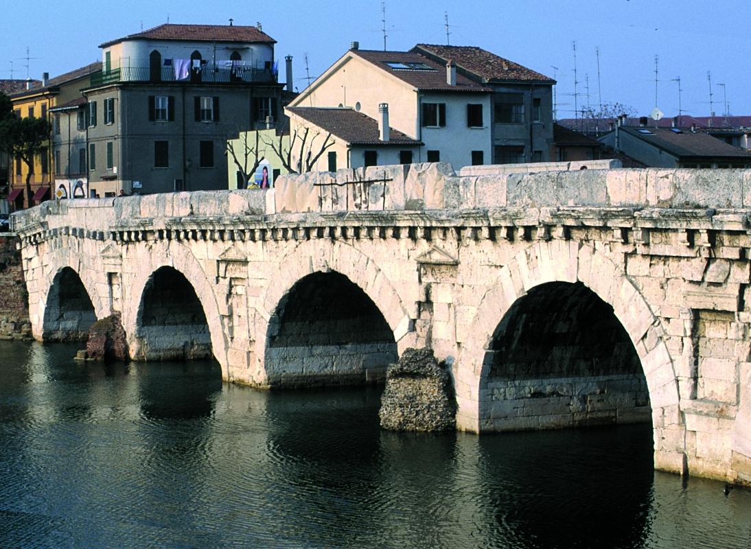 Rimini Ponte di Tiberio by Saro Di Bartolo-01 - Saro di bartolo - Rimini (RN)