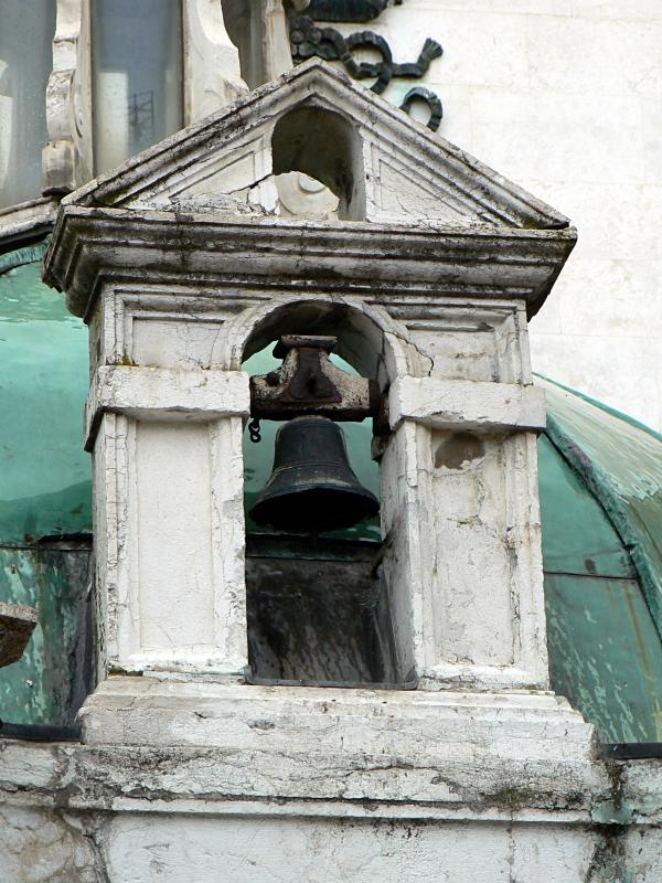 Rimini tempietto Sant Antonio particolare - Paperoastro - Rimini (RN)