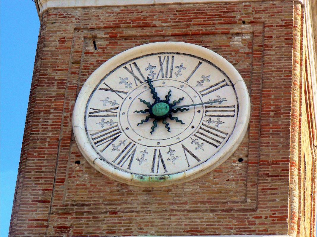 Orologio torre orologio Rimini - Paperoastro - Rimini (RN)