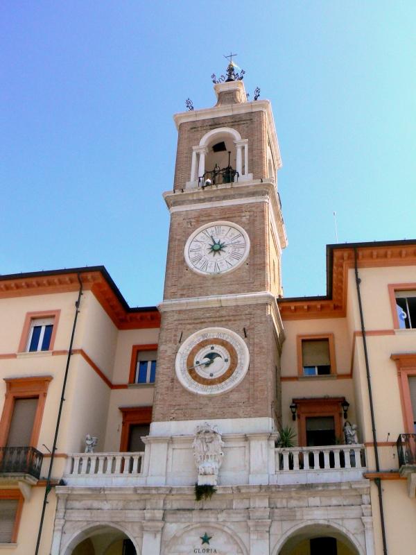 Torre orologio Rimini - Paperoastro - Rimini (RN)