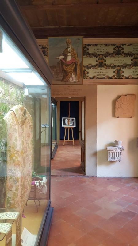 Rivoluzione. Museo diocesano d'Arte sacra di Sarsina 01 - Marco Musmeci - Saludecio (RN)