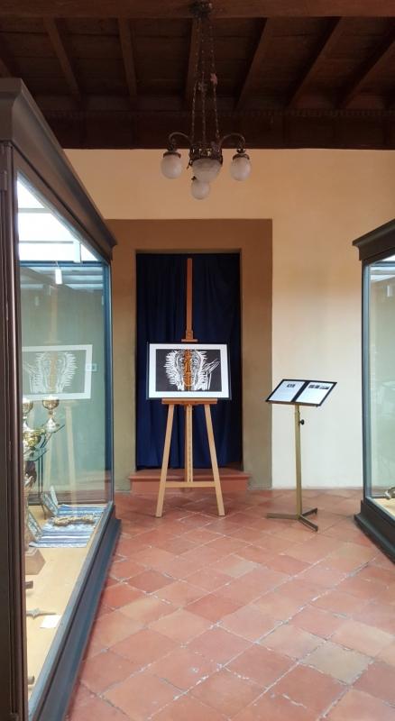 Rivoluzione. Museo diocesano d'Arte sacra di Sarsina 02 - Marco Musmeci - Saludecio (RN)
