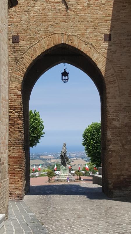Monumento ai Caduti di Saludecio - Marco Musmeci - Saludecio (RN)