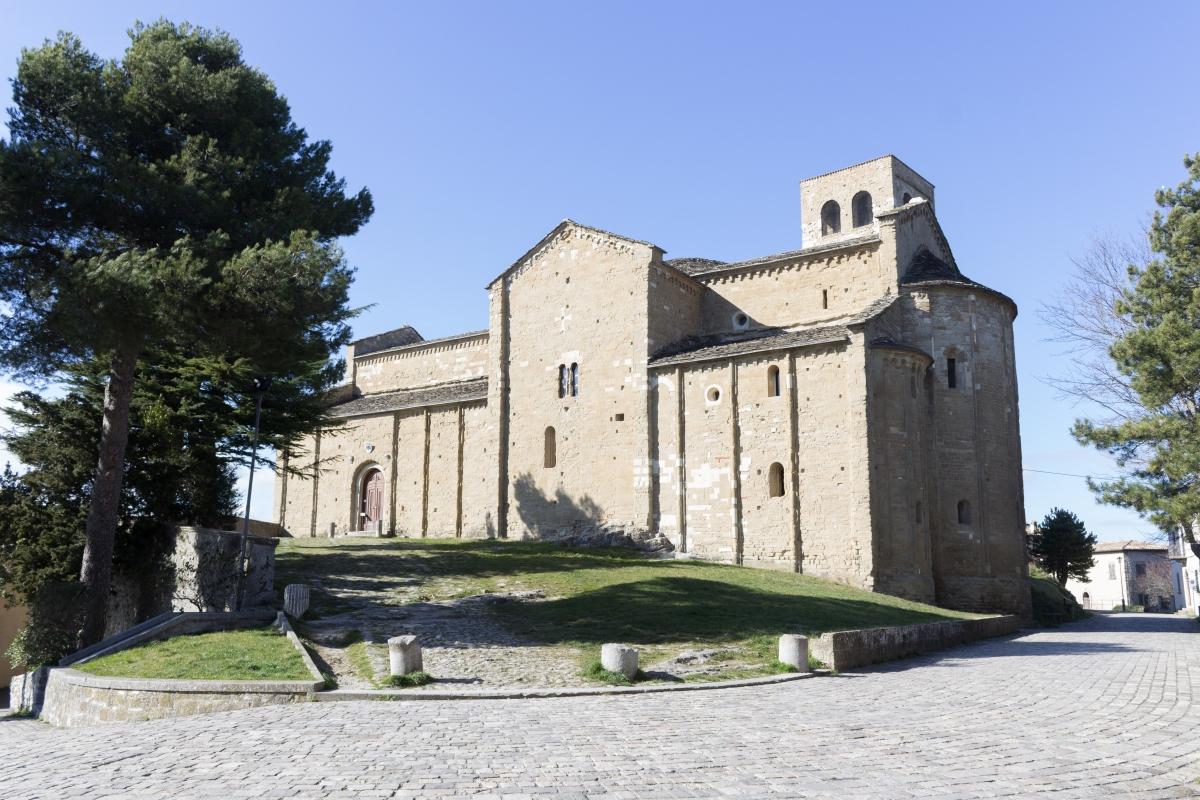 Chiesa della Madonna di Loreto - Elisabetta Bignami - San Leo (RN)