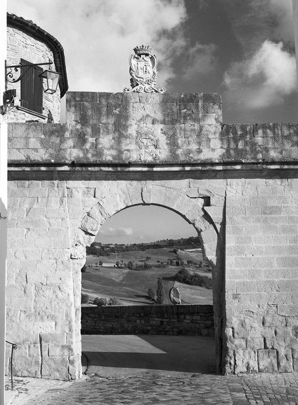 San Leo, porta ingresso - Emanuele Schembri - San Leo (RN)
