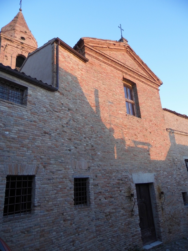 Antica Chiesa delle Clarisse nel Centro Storico di Mondaino - Thomass1995 - Mondaino (RN)