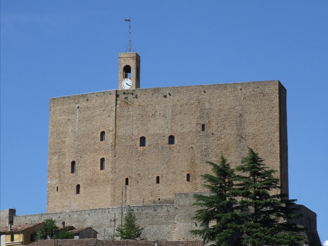 Rocca Malatestiana - Montefiore Conca 2 - Diego Baglieri - Montefiore Conca (RN)