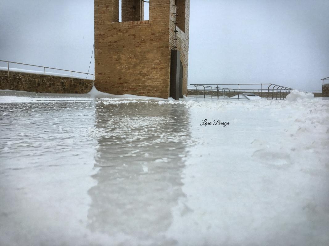 La Rocca e la Galaverna....ghiaccio sulla neve22 - Larabraga19 - Montefiore Conca (RN)