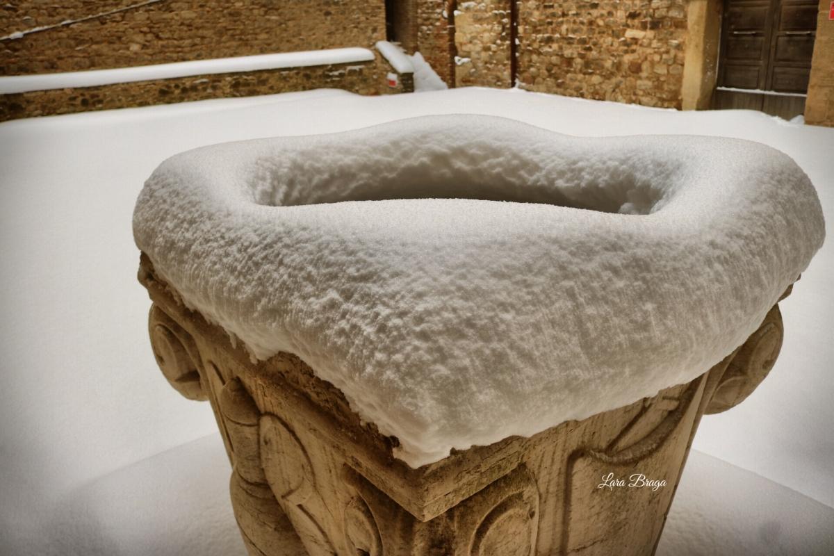 La Rocca e la neve37 - Larabraga19 - Montefiore Conca (RN)